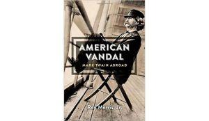 Mark Twain American Vandal Book